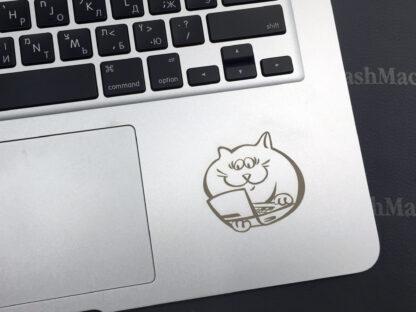 Гравировка на корпусе MacBook